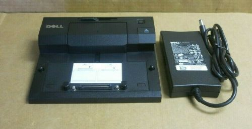 Dell PR03X OEM E-Port II Docking Station Port Replicator Kit With USB 3.0 CPGHK